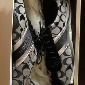 Authentic Coach Sneakers 8.5